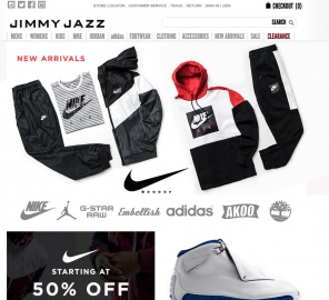 Jimmy Jazz 返利