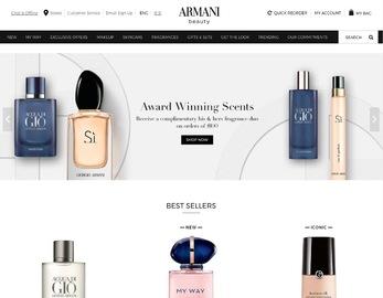 Giorgio Armani Beauty | 乔治·阿玛尼美妆 返利