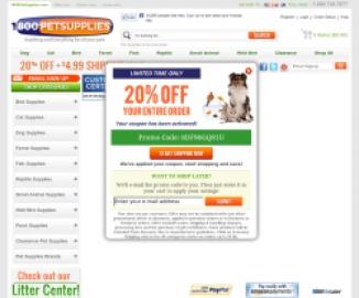 PetSupplies.com 現金回饋