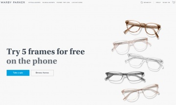 Warby Parker 現金回饋