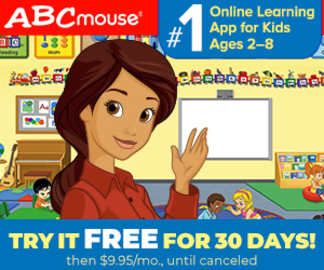 ABCmouse.com 現金回饋