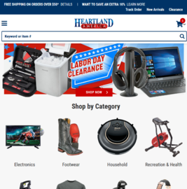 Heartland America Cashback