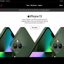 Verizon Wireless Cashback
