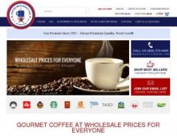 Coffee Wholesale USA Cashback