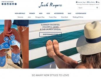 Jack Rogers Cashback