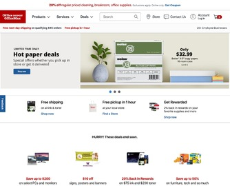Office Depot and OfficeMax 返利