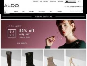ALDO Shoes Кэшбэк
