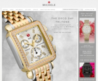 Michele Watches キャッシュバック