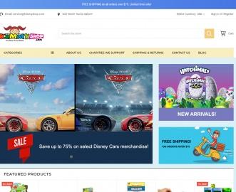 KimmyShop.com Cashback