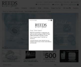 Reeds Jewelers Cashback