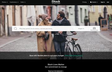 iStock Кэшбэк