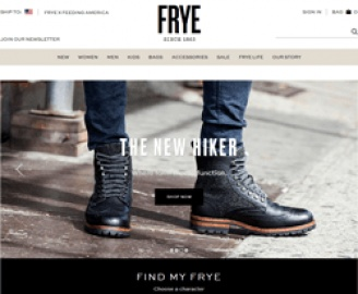 The Frye Company Cashback