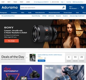 $500 off Panasonic Lumix G9 Mirrorless Camera Body, Black @Adorama