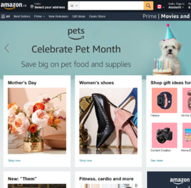 Amazon CA Кэшбэк