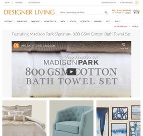 Designer Living Cashback