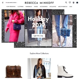 Rebecca Minkoff 黑五大促全場精美包包熱賣