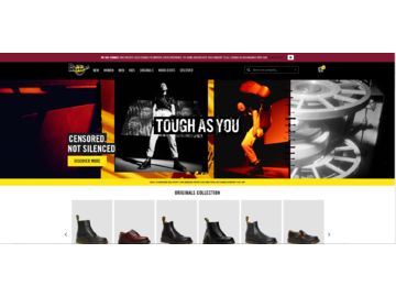 Up To 60% Off Clearance @ Dr. Martens