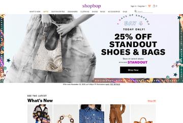 Shopbop Cashback