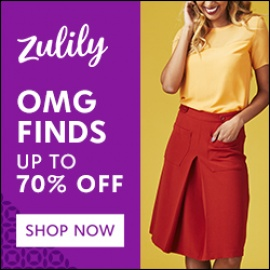 Up To 50% Off Tory Burch Sale @ Zulily