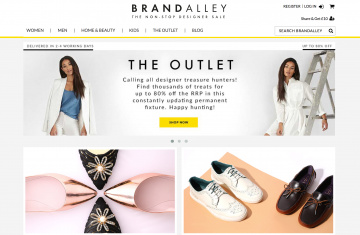 Brand Alley 返利