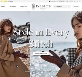Dents Gloves Cashback