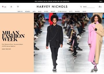 Harvey Nichols Cashback