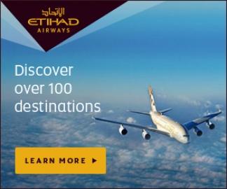 Etihad Airways Cashback