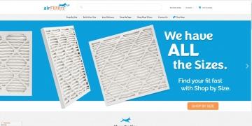 Air Filters Delivered Кэшбэк