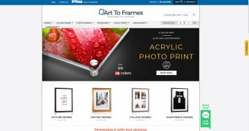 Art To Frames Cashback