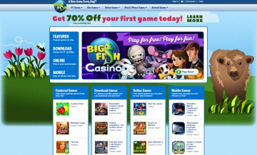Big Fish Games Cashback