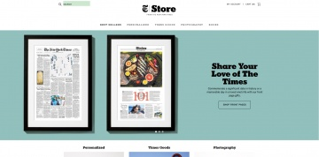 The New York Times Store 返利