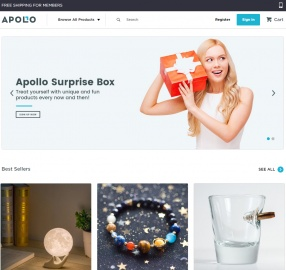 Apollo Box Кэшбэк