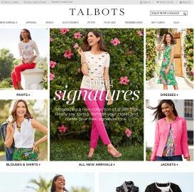 Talbots 黑五大促 全場時尚美衣熱賣 折扣區也參加