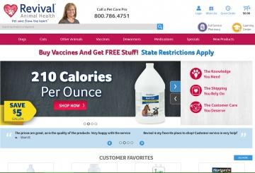 Revival Animal Health Cashback