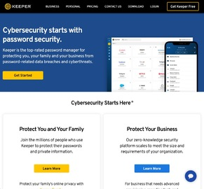 Keeper Security Cashback