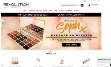 Revolution Beauty Cashback