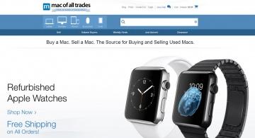 Mac of All Trades Cashback