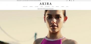 AKIRA Cashback