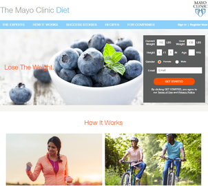 The Mayo Clinic Diet Cashback