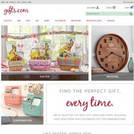 Gifts.com キャッシュバック