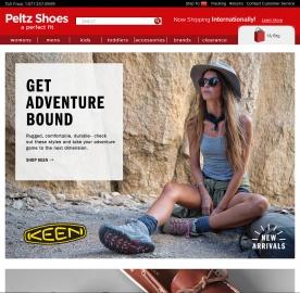 Peltz Shoes Кэшбэк