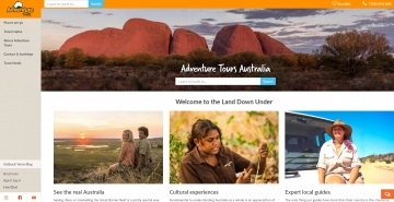 Adventure Tours Australia Cashback