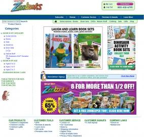 Zoobooks Magazine Кэшбэк
