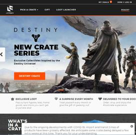 Loot Crate Cashback