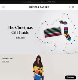 Chinti & Parker | チンティ?アンド?パーカー キャッシュバック