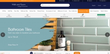 Walls and Floors Cashback