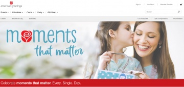 American Greetings Cashback