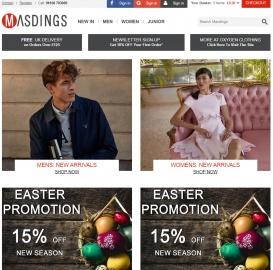 Masdings 現金回饋