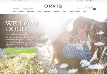 Orvis UK Cashback