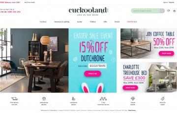 Cuckooland Cashback